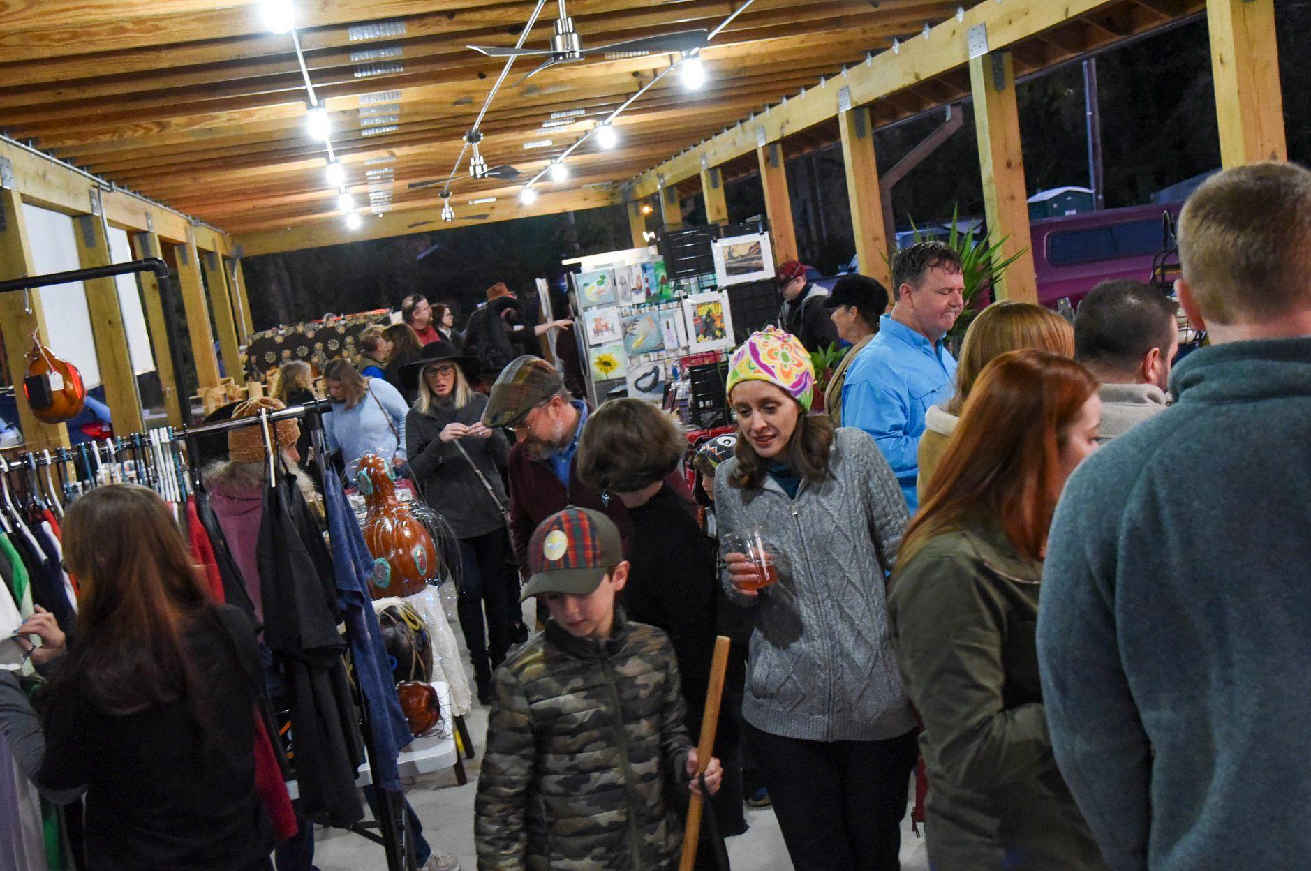 2021 Meeting Street Autumn Artisan Market